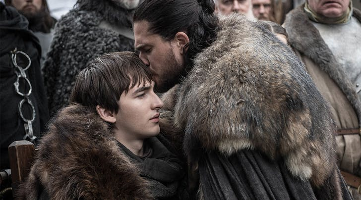 Why Did Bran Say Hes 'Almost' a Man During the 'Game of Thrones' Winterfell Reunion?