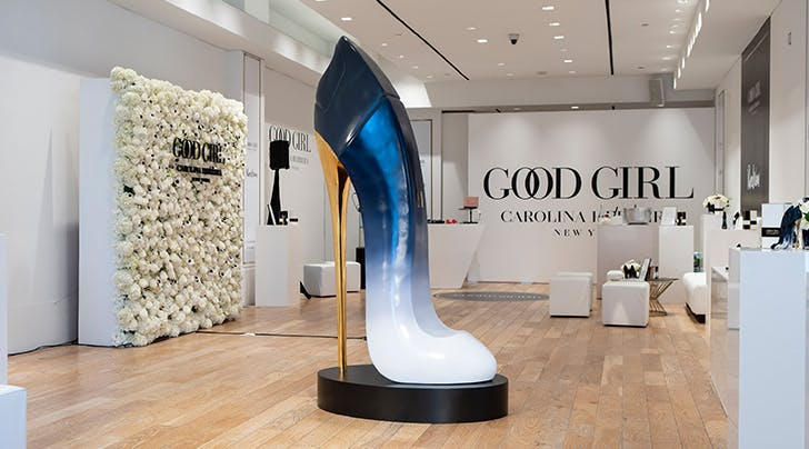 Psst, Here's an Inside Look at the Carolina Herrera Fragrance Launch Party
