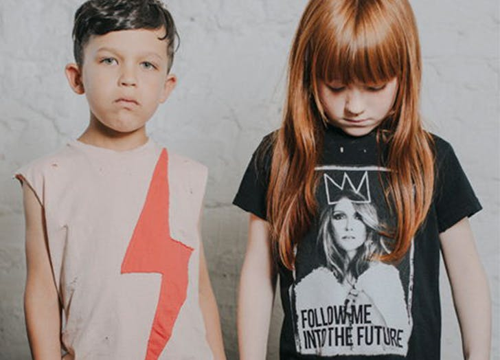 Céline Dion Just Revealed the Spring Line of Her Nununu Kids' Clothing Collab and We Wish It Came in Our Size