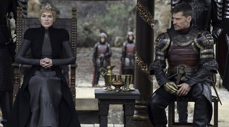 Peter Dinklage Just Spilled the Tea—Er, Wine—on the Lannister Feuding in Season 8