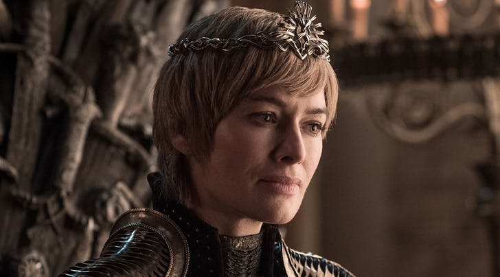 The Tiny (Yet Massive) Cersei Lannister Detail You Probably Missed During the 'Game of Thrones' Premiere