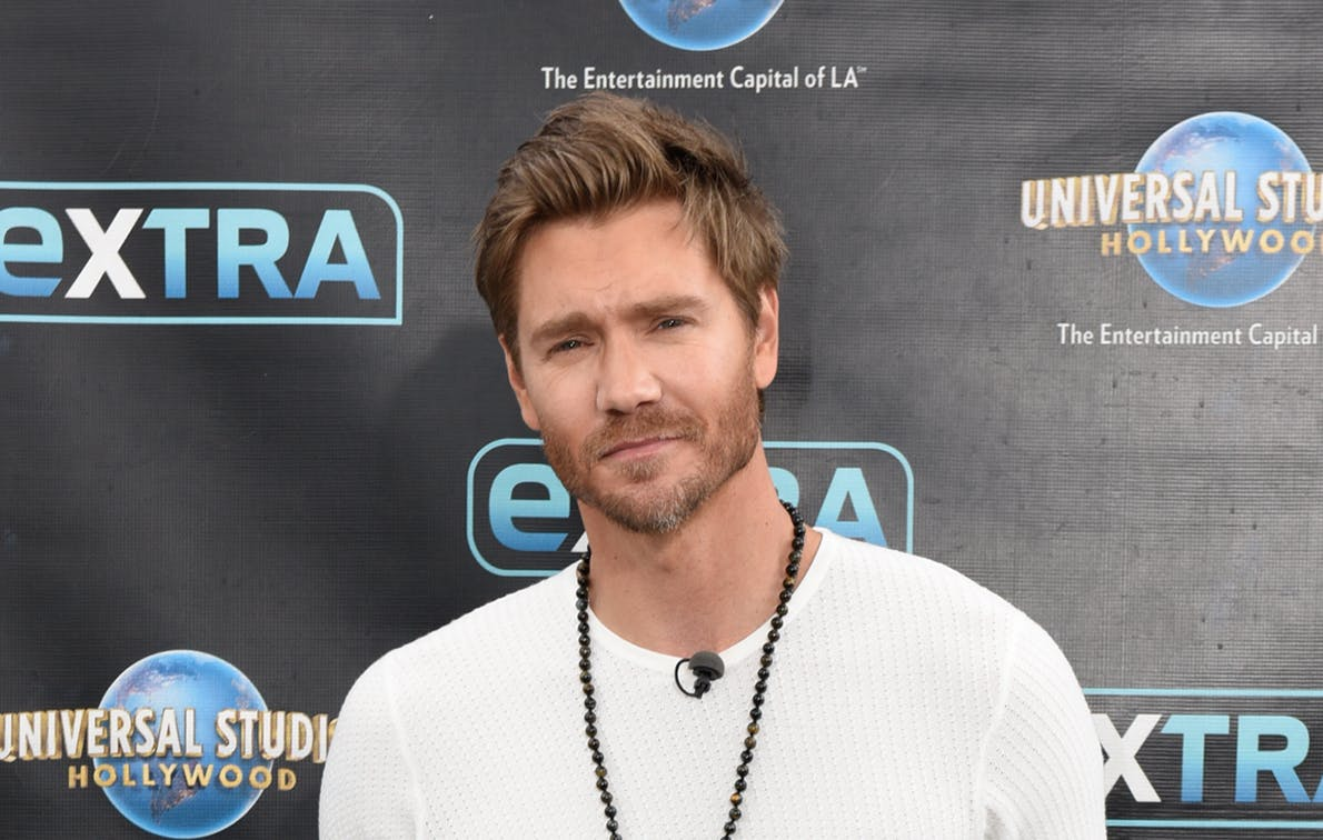 Chad Michael Murray's New Hallmark Movie Doubles as a 'One Tree Hill' Reunion