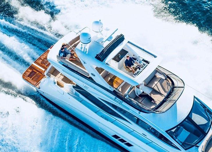 charter a boat miami