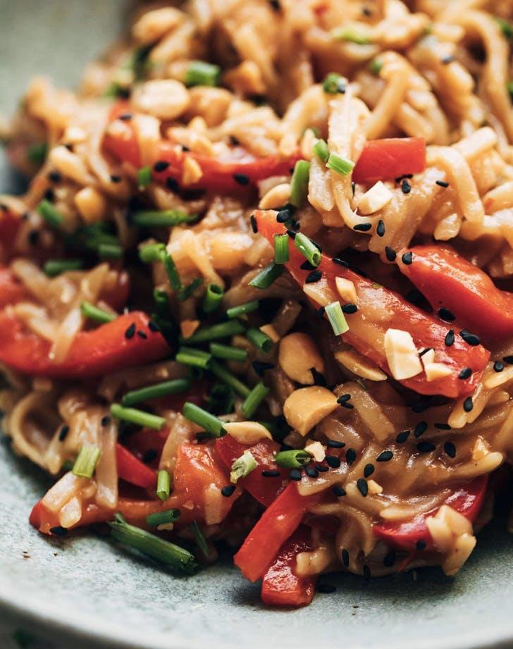chili garlic instant pot noodles recipe