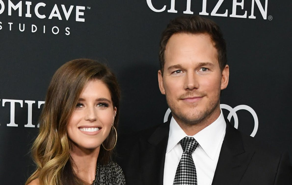 Chris Pratt & Katherine Schwarzenegger Finally Made Their Red Carpet Debut as an Engaged Couple