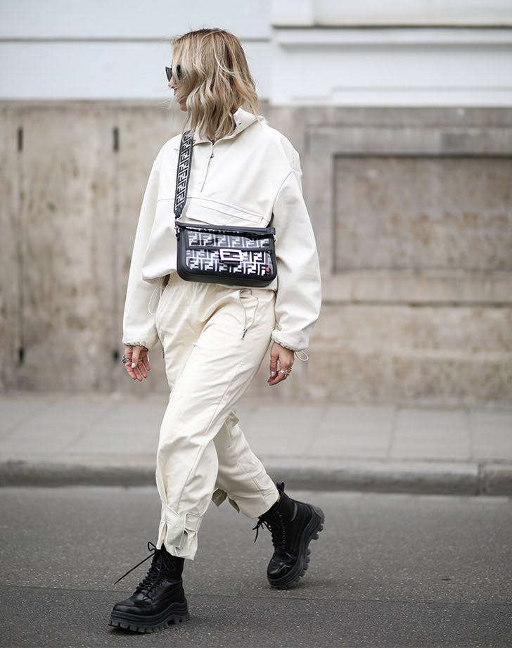 This Ankle Boot Trend Will Be Everywhere Come Fall...but We're Planning On Wearing It Now
