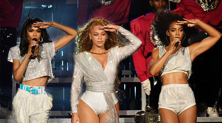 Beyoncé's Dad Just Announced a Destiny's Child Musical Is in the Works—And We're Not Ready for This Jelly