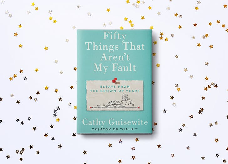 fifty things that aren t my fault cathy guisewite