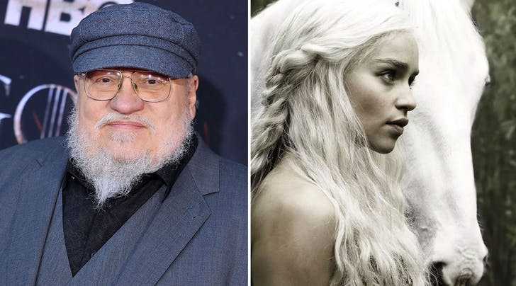 Drogon, Who? George R.R. Martin Just Confirmed the Final 'Game of Thrones' Books Will Have Unicorns