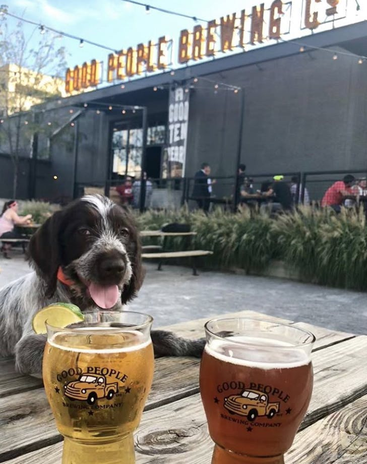 good people brewing company alabama dog friendly