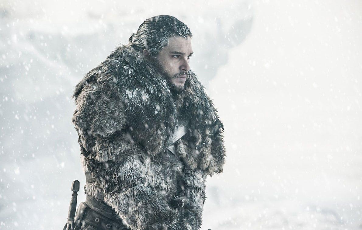got season 8 jon snow
