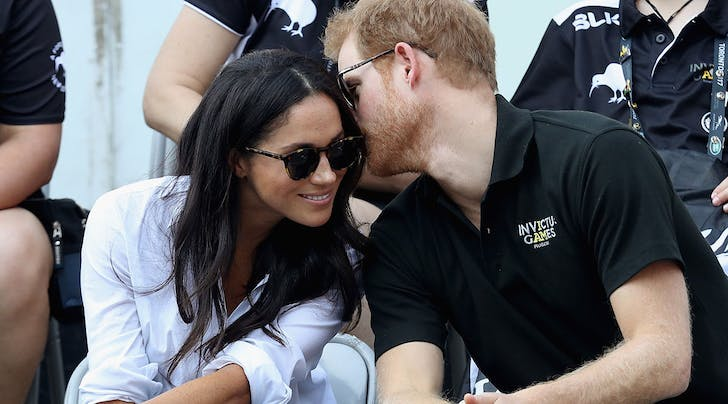 New Details About Meghan and Harrys First Dates Have Been Revealed, and Rosé Was Involved