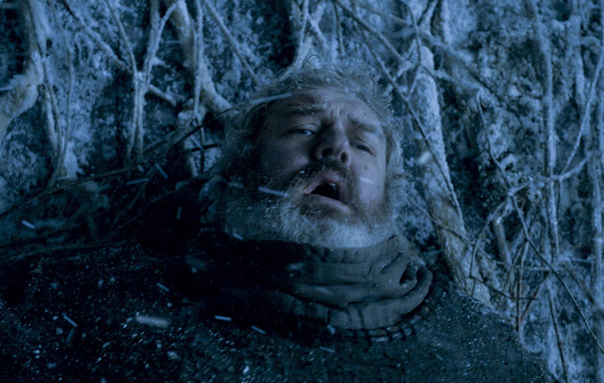 We Haven't Seen the Last of Hodor, and This Heartbreaking Theory About His Return on Sunday Is Making Us Woozy