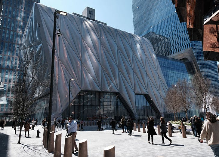 hudson yards the shed