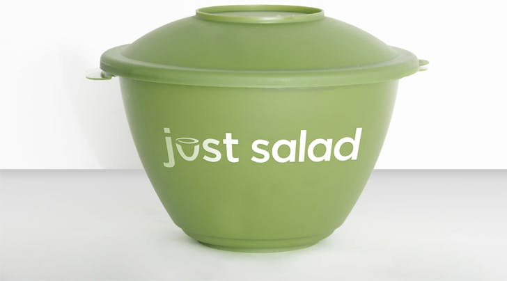 Just Salad Offers Unlimited Salad for an Entire Month, So Bring on the Balsamic