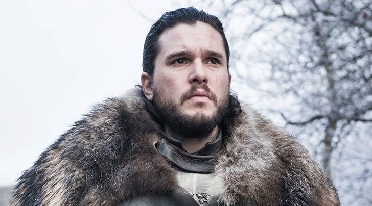 Yikes! Kit Harington Says He Nearly Lost a Testicle While Filming the 'GoT' Dragon Scene