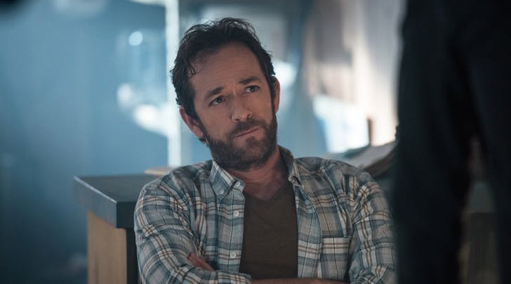 'Riverdale' Almost Didn't Cast Luke Perry as Fred Andrews & Here's Why