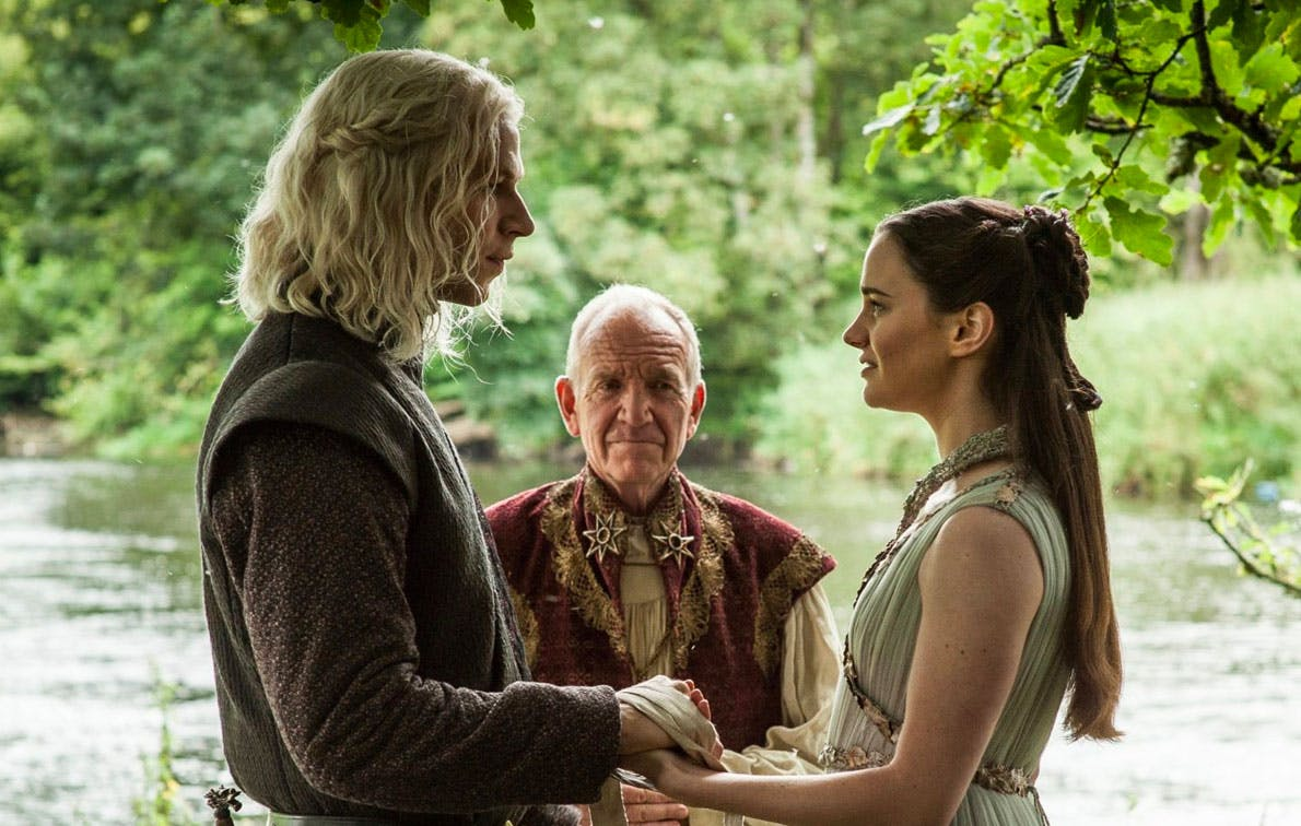 lyanna rhaegar marriage got