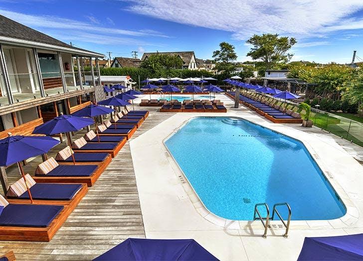 mantauk beach house pool