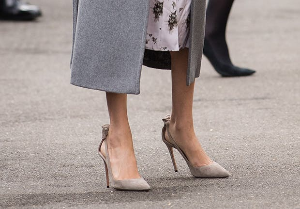 The Best Meghan Markle Wedding Shoes Aquazzura
