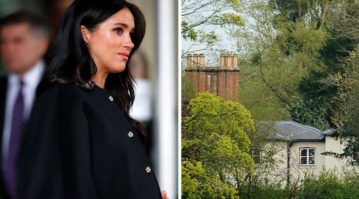 Wait—Is Meghan Markle Having a Midwife-Assisted Home Birth?