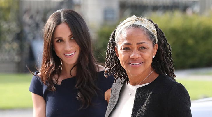 Is Baby Sussex Almost Here? Well, Meghan Markle's Mom, Doria Ragland, Just Arrived in London So…