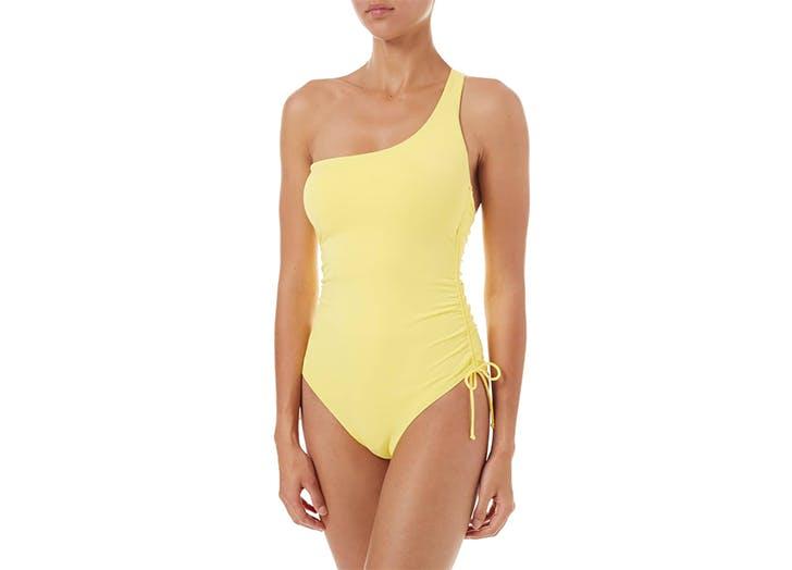 melissa odabash yellow swimsuit