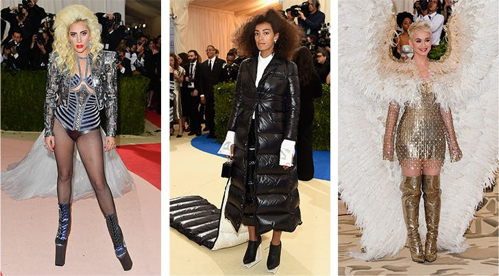 The Most Ridiculous Met Gala Outfits of All Time