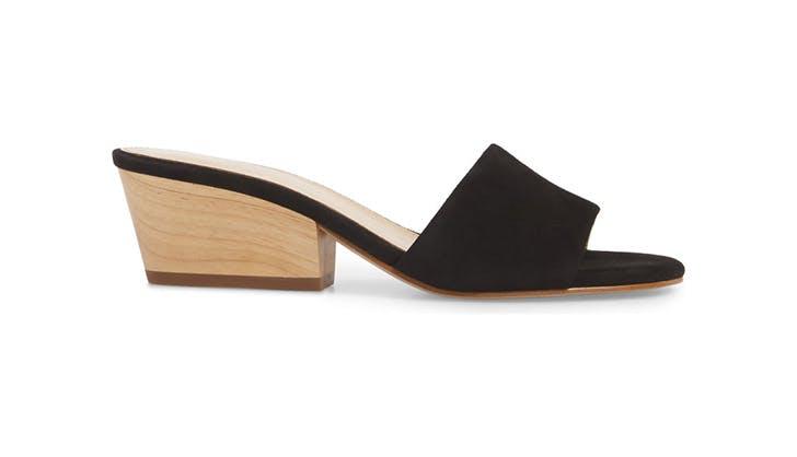 minimalist mules