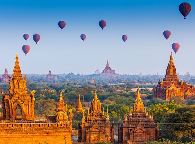 most beautiful places in the world bagan myanmar