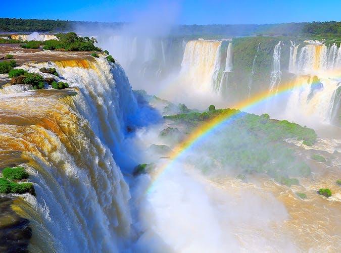 Аргентин. Игуазу хүрхрээ