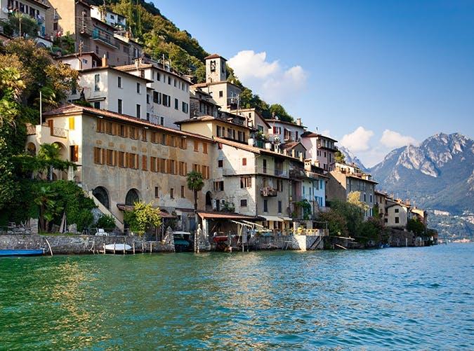 most beautiful places in the world lake lugano switzerland