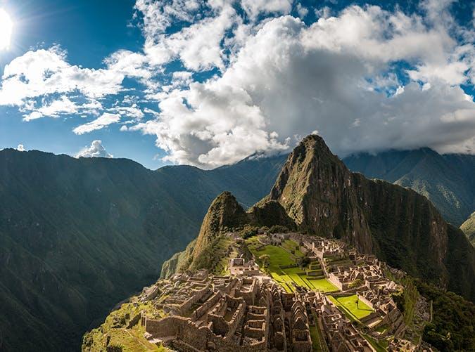most beautiful places in the world macchu pichu peru