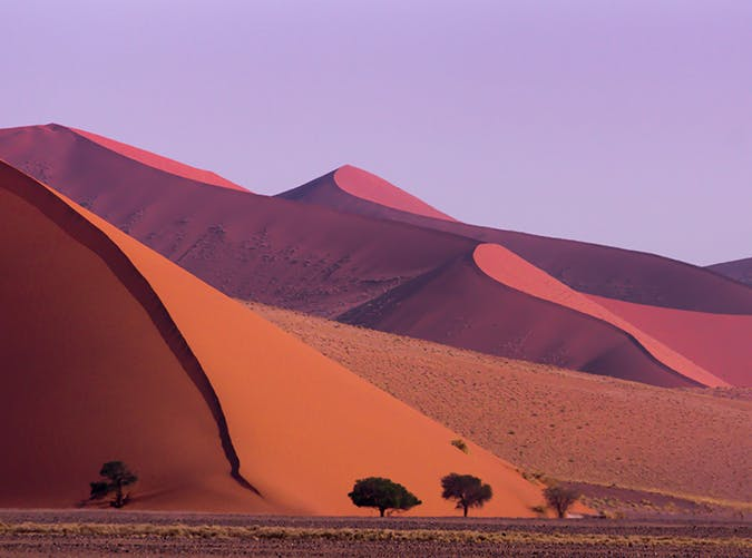 Намиби: Науклюфт үндэсний цэцэрлэгт хүрээлэн