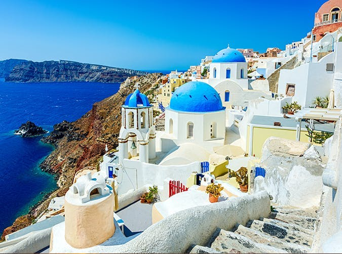 most beautiful places in the world oia greece