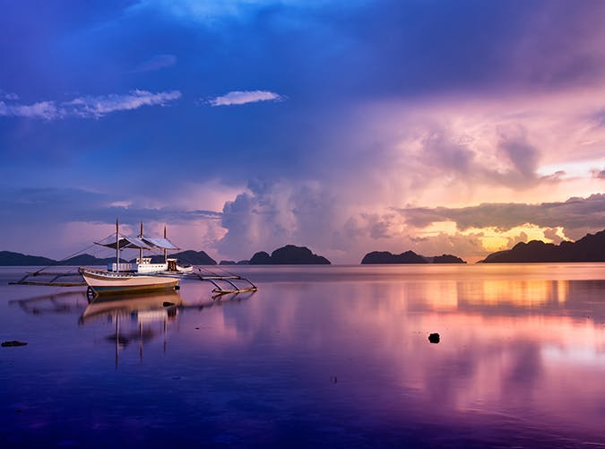 most beautiful places in the world palawan phillippines