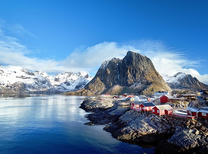 most beautiful places in the world reine norway