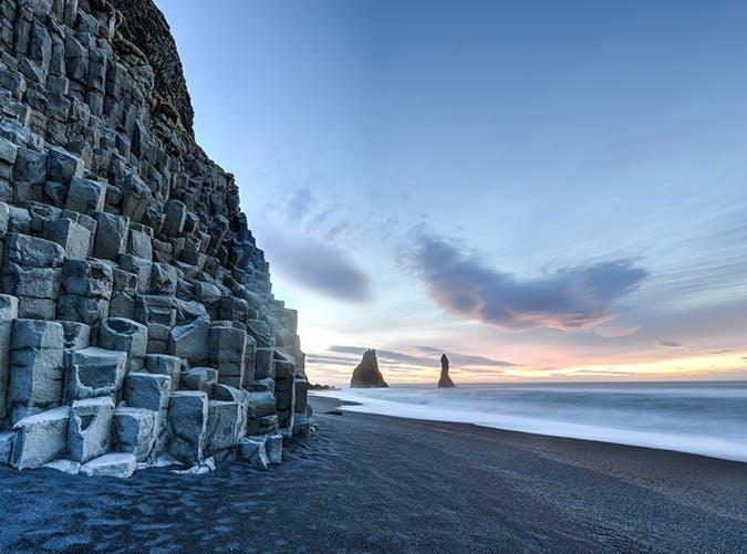 Исланд. Рейнисфжара эрэг