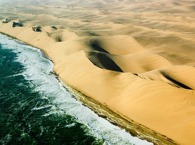 most beautiful places in the world skeleton coast namibia