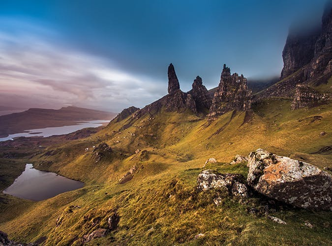 most beautiful places in the world the storr scotland