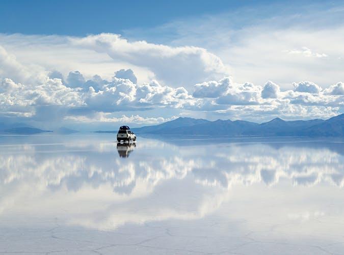 Боливи. Уюүни давст хавтан