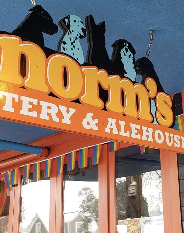 norms eatery and ale house washington dog friendly bar