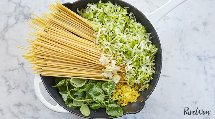 The Secret to Making One-Pot Pasta Without a Recipe