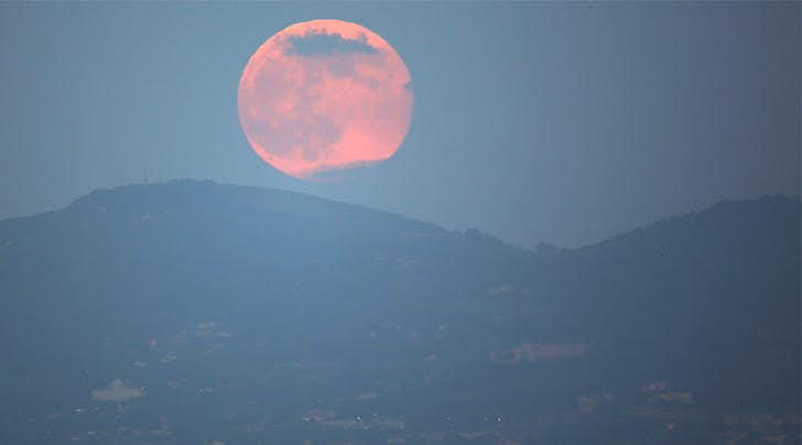 Here's Everything We Know About the April Pink Moon (Including How to See It)