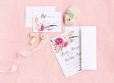 How To Address Wedding Invitations For Every Instance Purewow