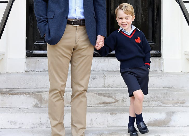 Prince George's Classmates Gave Him a Low-Key Nickname