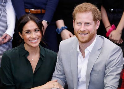 bd6308ade46 Here s How Prince Harry   Meghan Markle Wished Prince Louis a Happy  Birthday on Instagram
