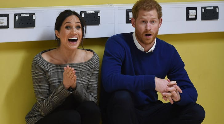 Wait, Prince Harry & Meghan Markle Stole Their IG Handle from Someone Else?!