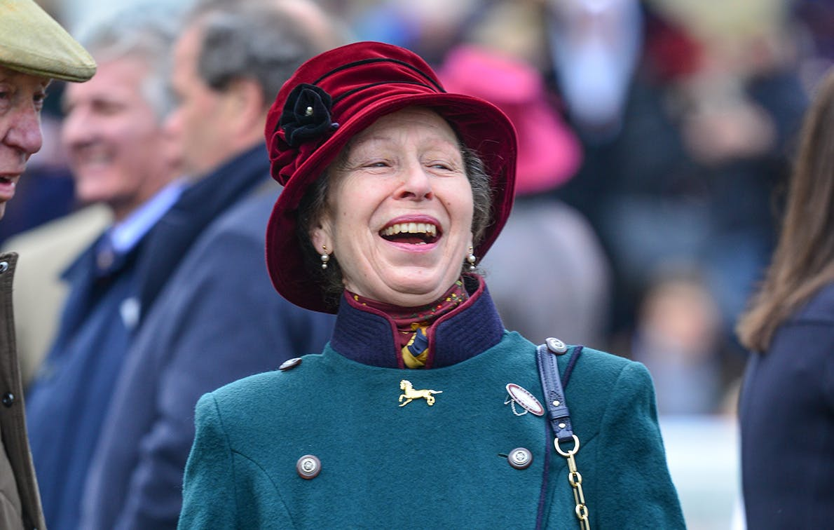 The Princess Royal Steps Out for One of Her Mom's Favorite Pastimes