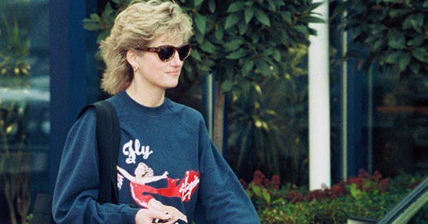 10 Bike Shorts Inspired By The Princess Diana Trend Purewow